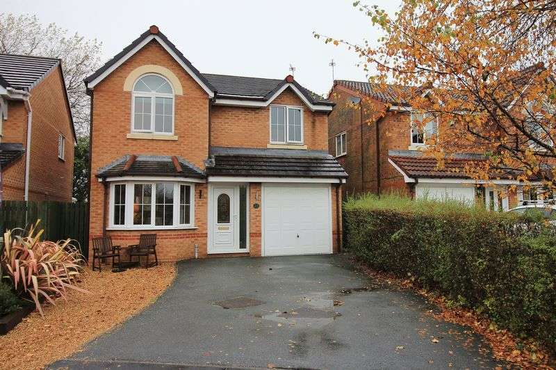 4 Bedrooms Detached House for sale in 23 Gravners Field, Thornton-Cleveleys, Lancs FY5 4EY