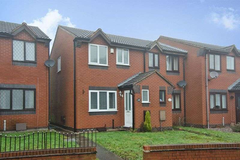 2 Bedrooms House for sale in Cannock Road, Cannock
