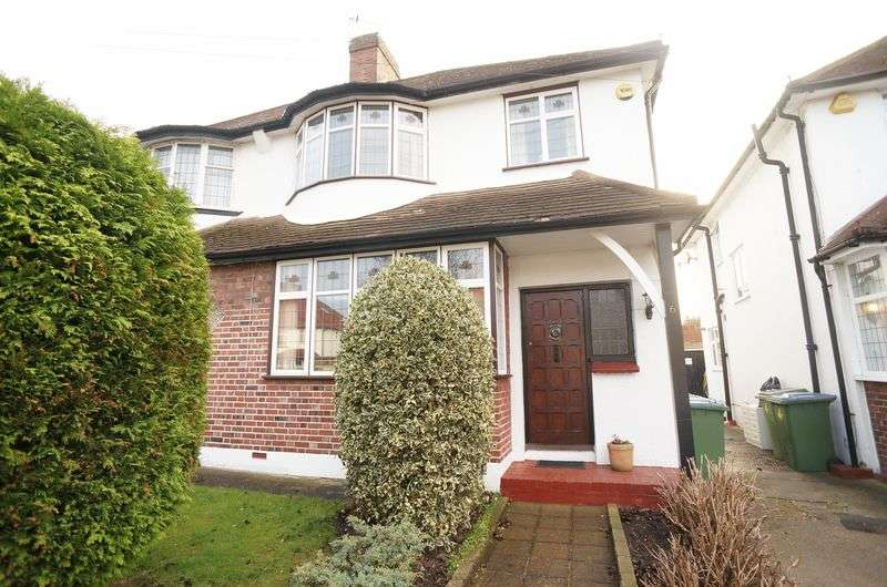 3 Bedrooms Semi Detached House for sale in Overmead, Sidcup, DA15 8DS