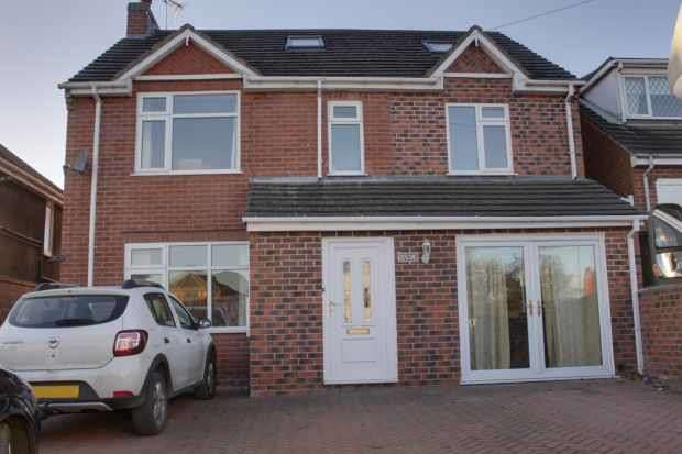 6 Bedrooms Detached House for sale in Heanor Road, Ripley, Derbyshire, DE5 9SF