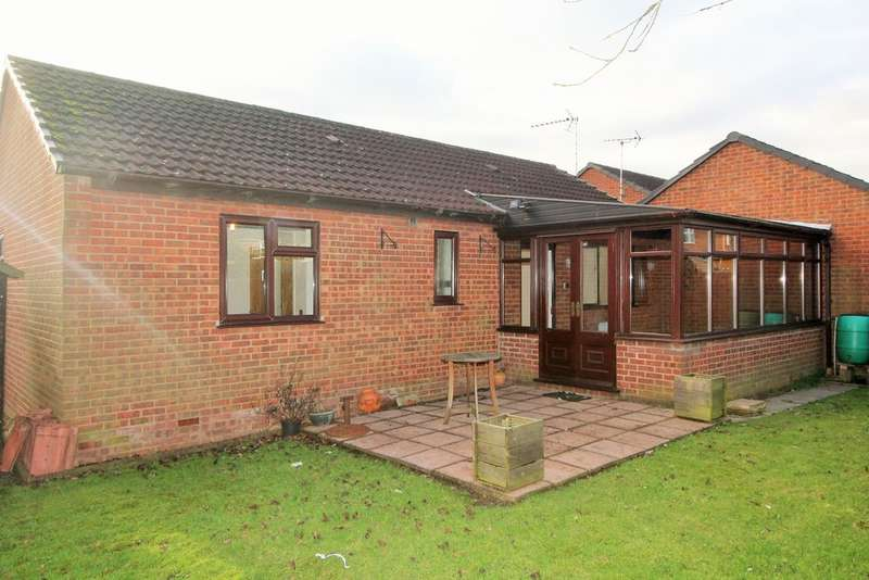 2 Bedrooms Bungalow for sale in Bradegate, Clifton Court, Peterborough, PE1 4SP