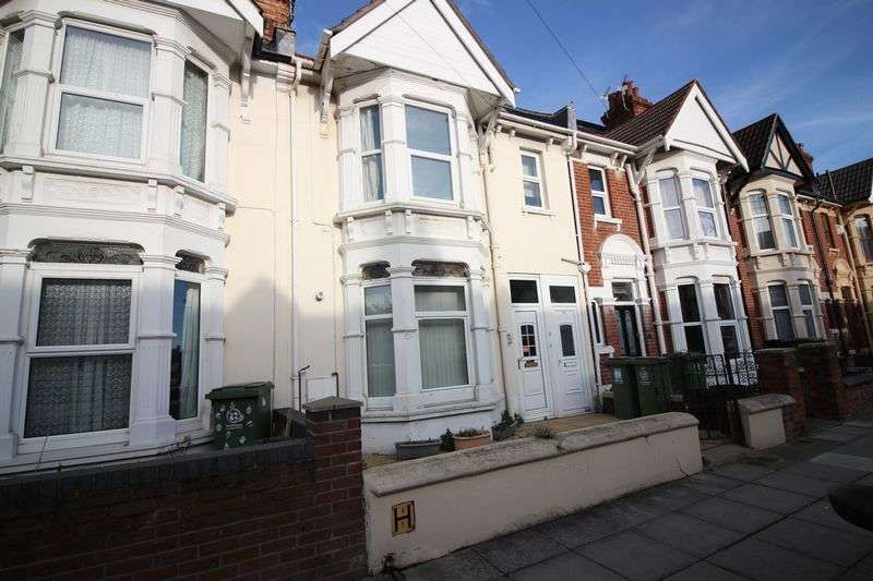 1 Bedroom Flat for sale in Ophir Road, Portsmouth