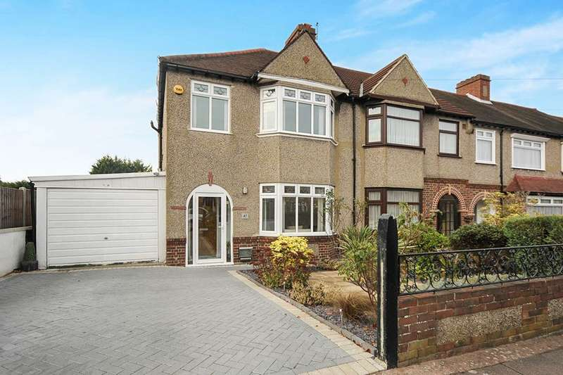 3 Bedrooms Semi Detached House for sale in Rose Walk, West Wickham, BR4