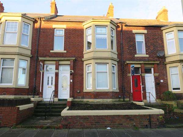 3 Bedrooms Apartment Flat for sale in Stanhope Road, South Shields