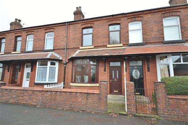 2 Bedrooms Terraced House for sale in Briercliffe Road, Chorley, Chorley
