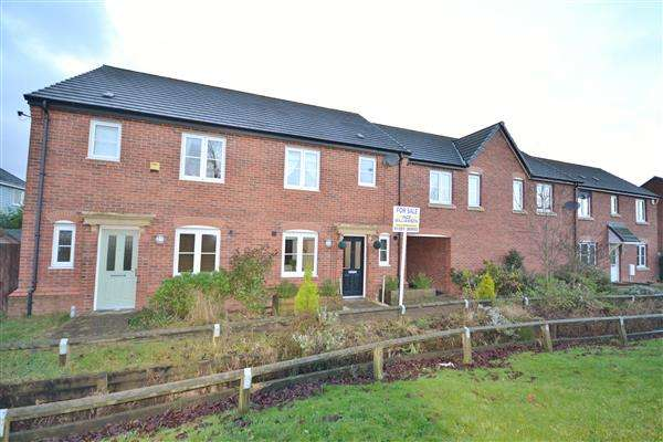 3 Bedrooms Mews House for sale in Home Park Drive, Buckshaw Village, Chorley, Chorley