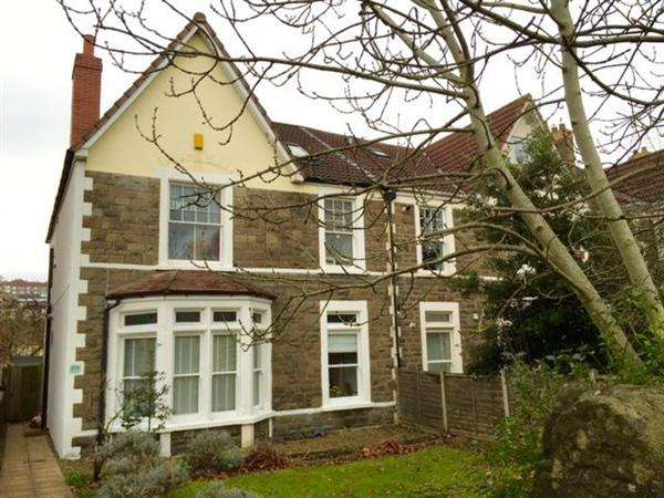 4 Bedrooms Semi Detached House for sale in Bath Road, Bristol