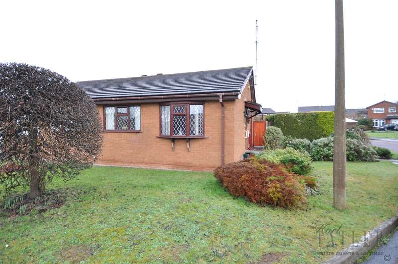 2 Bedrooms Semi Detached Bungalow for sale in Parr Grove, Greasby, Wirral