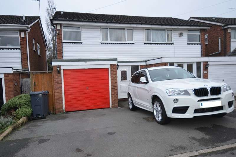 3 Bedrooms Semi Detached House for sale in Hartswell Drive, Kings Heath, Birmingham