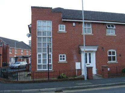 2 Bedrooms End Of Terrace House for sale in Blanchard Street, Manchester, Greater Manchester