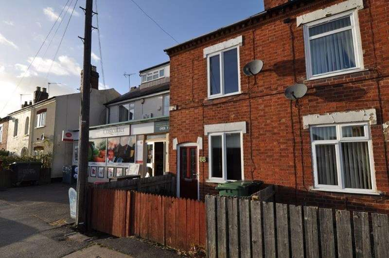2 Bedrooms Terraced House for sale in Heathfield Road, Webheath, Redditch