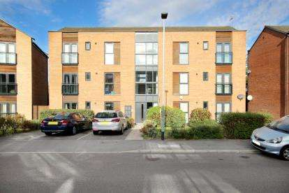 2 Bedrooms Flat for sale in Lady Oak Way, Rotherham, South Yorkshire