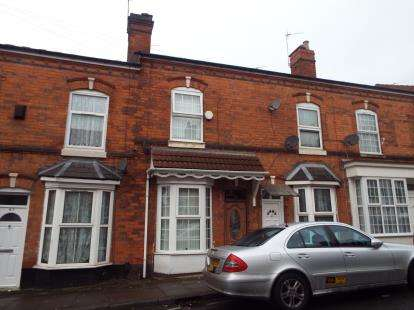 2 Bedrooms Terraced House for sale in Carpenters Road, Birmingham, West Midlands