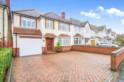 4 Bedrooms Detached House for sale in Abbots Road South, Leicester, Leicestershire