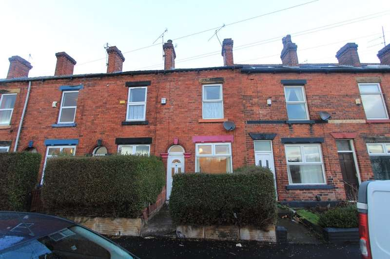 3 Bedrooms Terraced House for sale in Chippinghouse Road, Abbeydale