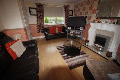 2 Bedrooms Terraced House for sale in Old Wood Road, Baillieston, Glasgow, Lanarkshire