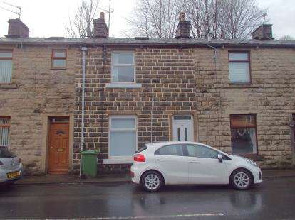 2 Bedrooms Terraced House for sale in Burnley Road East, Rossendale, Lancashire, BB4