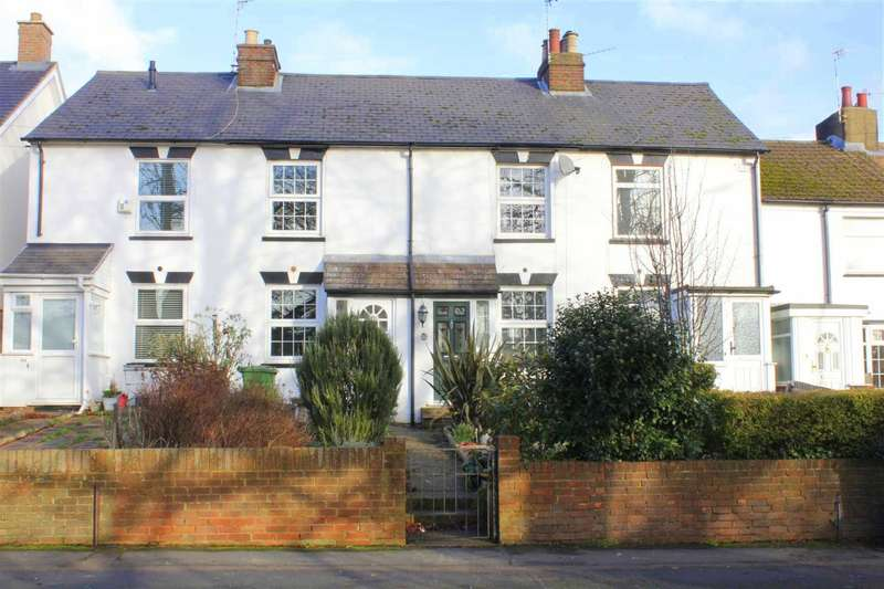 2 Bedrooms Cottage House for sale in St Johns Road, Boxmoor