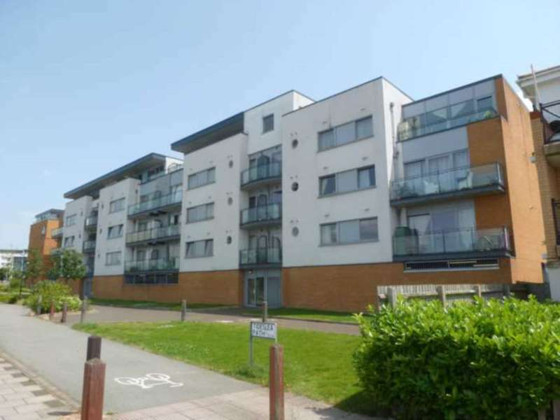 1 Bedroom Apartment Flat for sale in Strand House. Merbury Close, West Thamesmead
