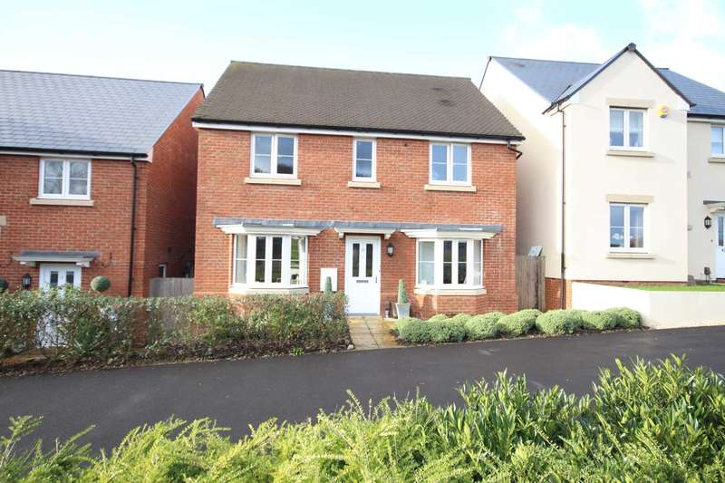 4 Bedrooms Detached House for sale in Eagle Way, Bracknell