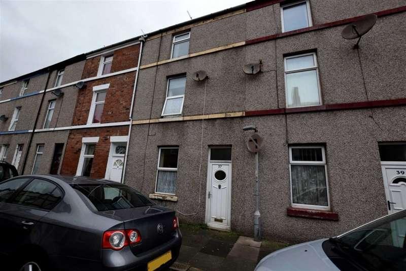 4 Bedrooms Property for sale in Ramsden Street, Barrow-in-Furness, Cumbria