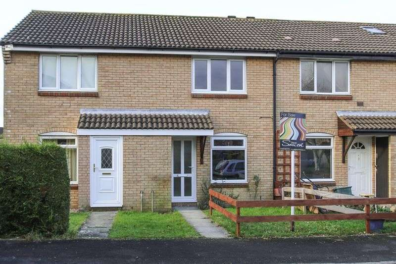 2 Bedrooms Terraced House for sale in Carice Gardens, Clevedon