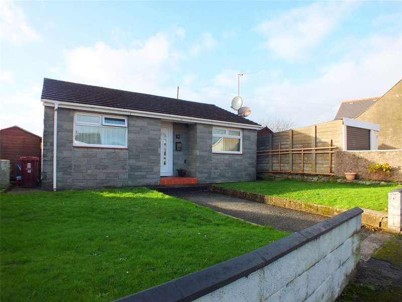 2 Bedrooms Detached Bungalow for sale in Castle Pill Road, Steynton, Milford Haven