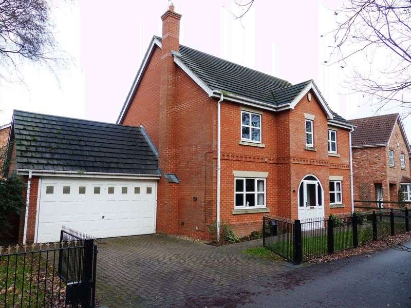 4 Bedrooms Detached House for sale in Oak Farm Paddock, North Hykeham