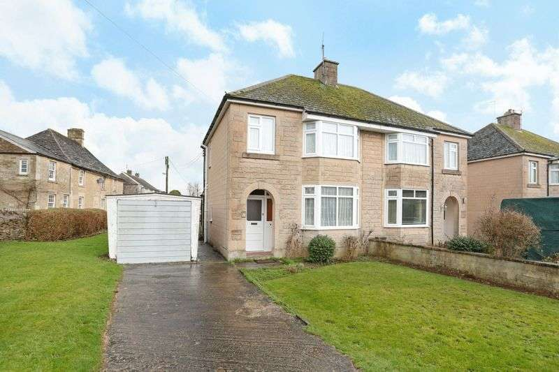 3 Bedrooms Semi Detached House for sale in Erneston Crescent, Corsham, Wiltshire