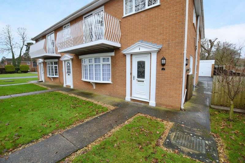 2 Bedrooms Flat for sale in 2 Sylvan Court, Woodhall Spa