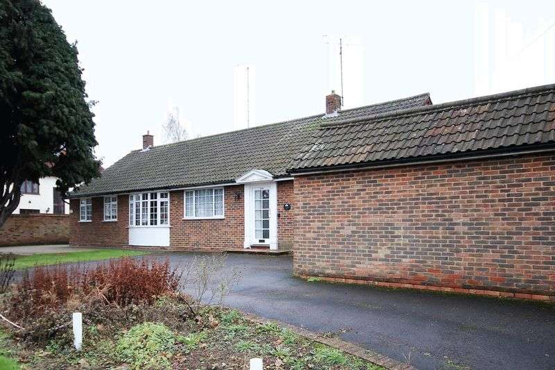 2 Bedrooms Semi Detached Bungalow for sale in Rayleigh Road, Hutton