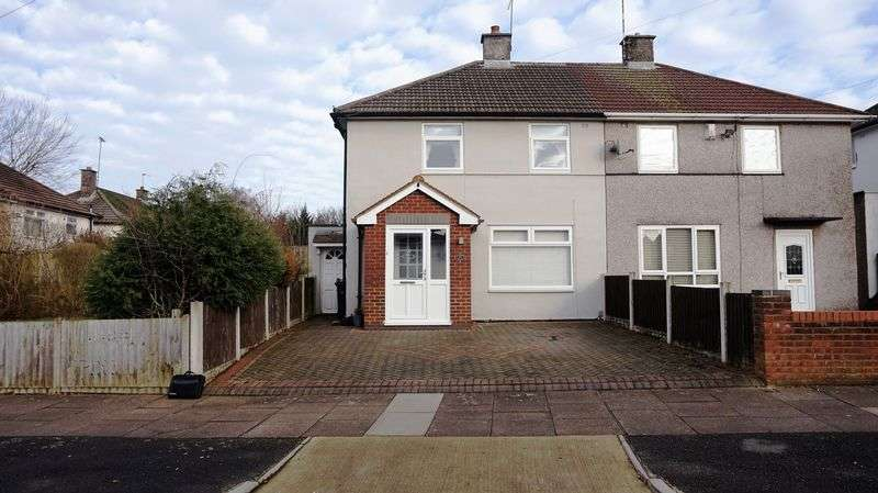 2 Bedrooms Semi Detached House for sale in Cropredy Road, Birmingham