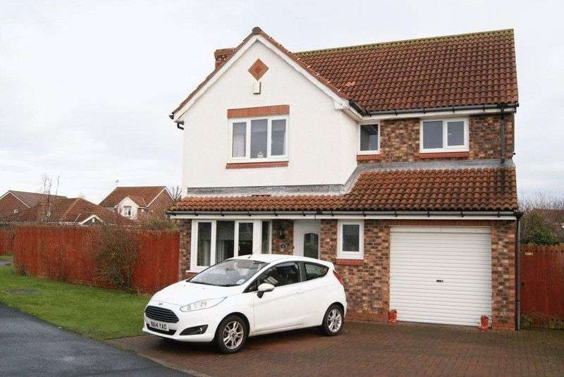 4 Bedrooms Detached House for sale in Gateley Avenue, Blyth