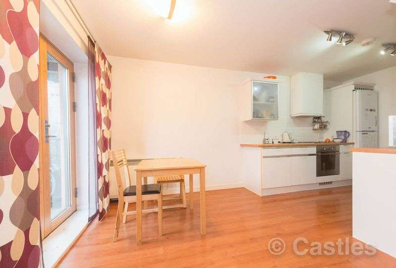 2 Bedrooms Flat for sale in Stephenson House N15