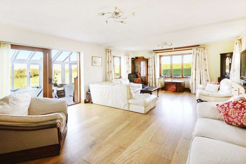 4 Bedrooms Detached House for sale in Warmwell, Dorchester, DT2