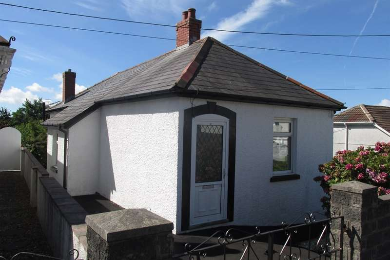 2 Bedrooms Detached Bungalow for sale in Oakfield Street, Pontarddulais, Swansea
