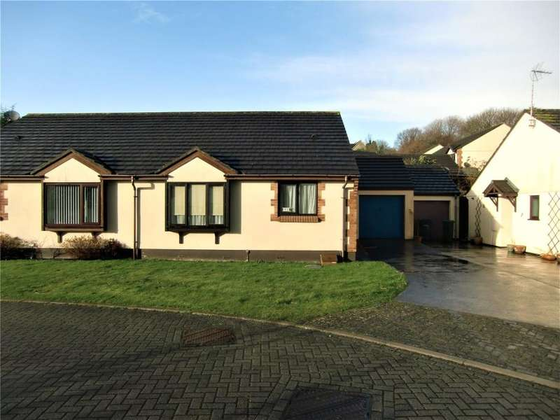2 Bedrooms Semi Detached Bungalow for sale in Jubilee Meadow,, St Austell, Cornwall