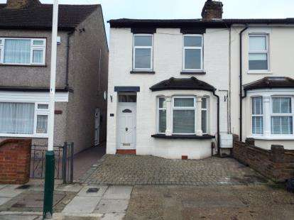 2 Bedrooms End Of Terrace House for sale in Romford, Essex