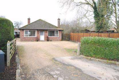 Bungalow for sale in Wiggenhall St. Germans, King's Lynn, Norfolk