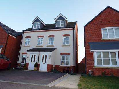 3 Bedrooms Semi Detached House for sale in Garston Crescent, Newton-Le-Willows, Merseyside
