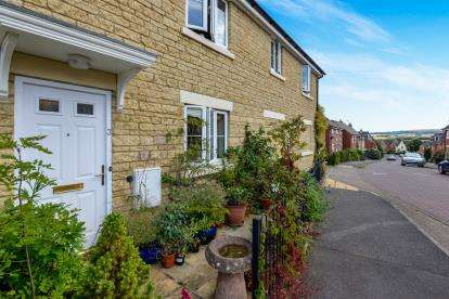 3 Bedrooms Semi Detached House for sale in The Sidings, Shipston-On-Stour, Warwickshire, 3 The Sidings