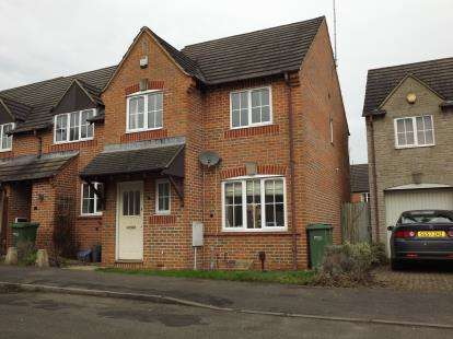 3 Bedrooms End Of Terrace House for sale in Wharfdale Way, Hardwicke, Gloucester, Gloucestershire