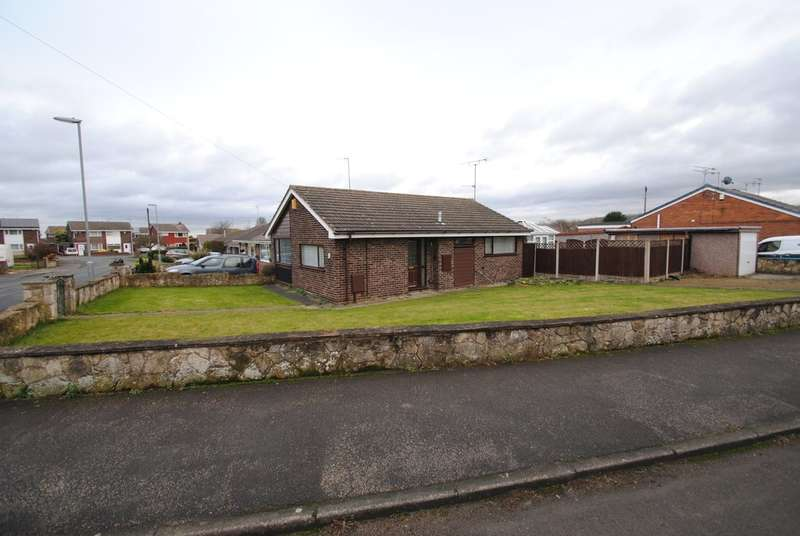 2 Bedrooms Detached Bungalow for sale in Lambcote Way, Maltby, Rotherham