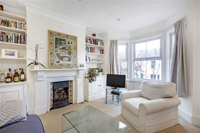 2 Bedrooms Flat for sale in Rudloe Road, Clapham South, London, SW12