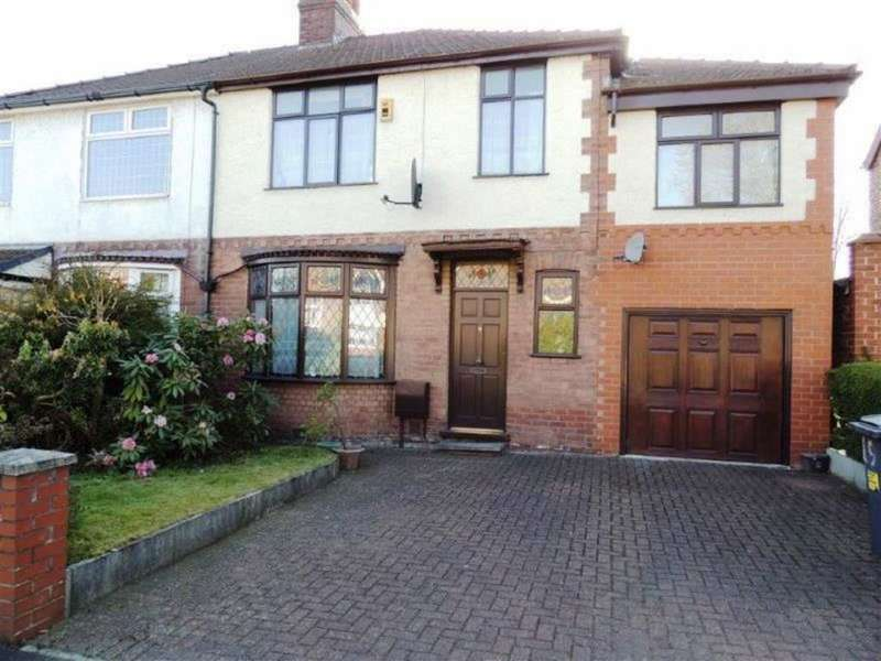 4 Bedrooms Property for sale in Lumb Lane, Audenshaw, Manchester