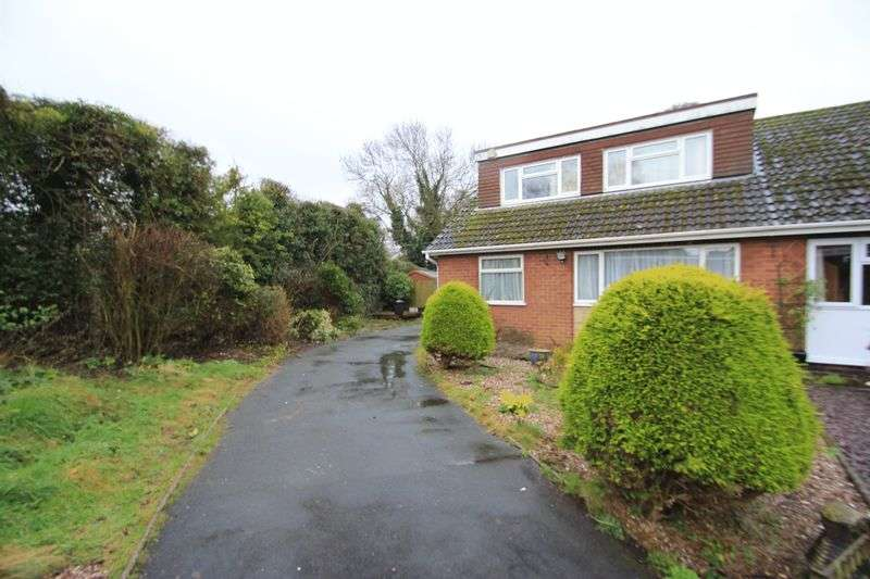 3 Bedrooms Semi Detached House for sale in Greenways, Penkridge, ST19