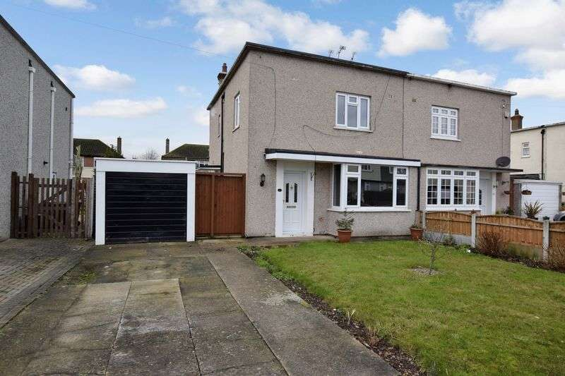 3 Bedrooms Semi Detached House for sale in Thomas Bata Avenue, Tilbury