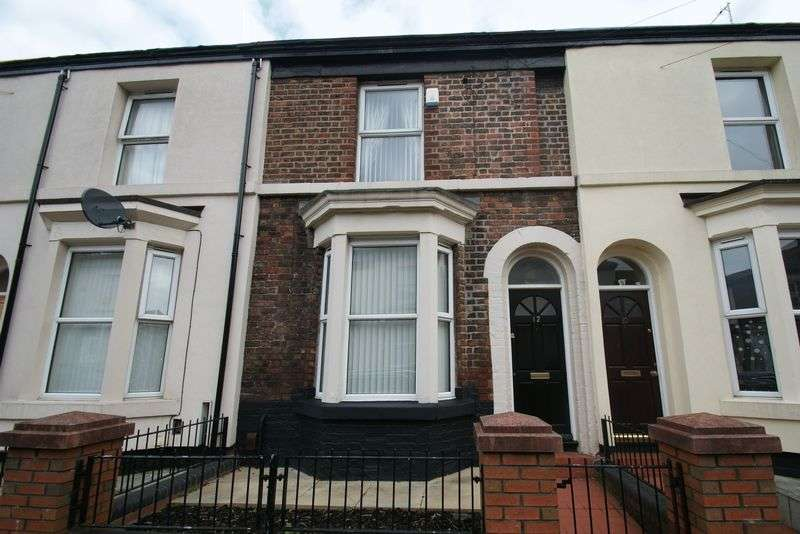 2 Bedrooms Terraced House for sale in Rydal Street, Liverpool