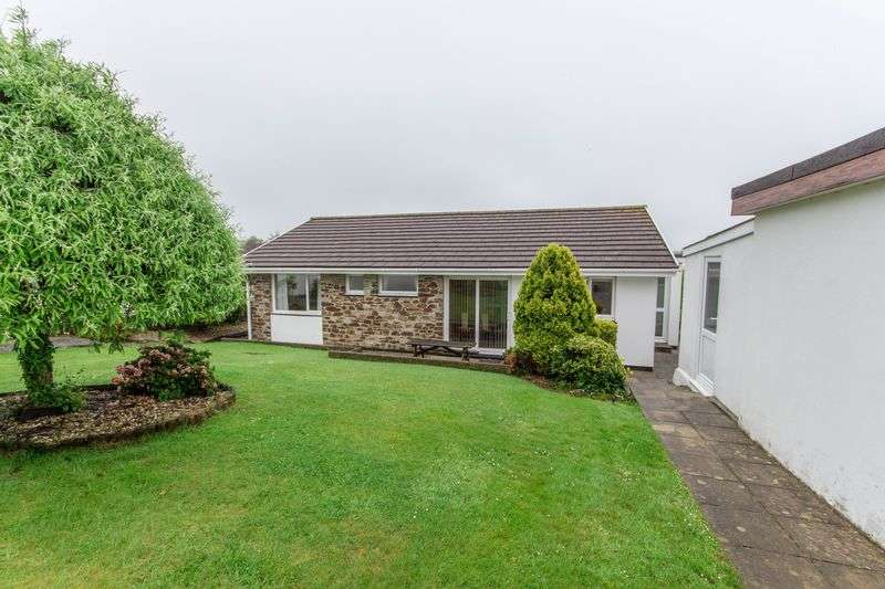 3 Bedrooms Detached Bungalow for sale in Gerrans Close, St. Austell