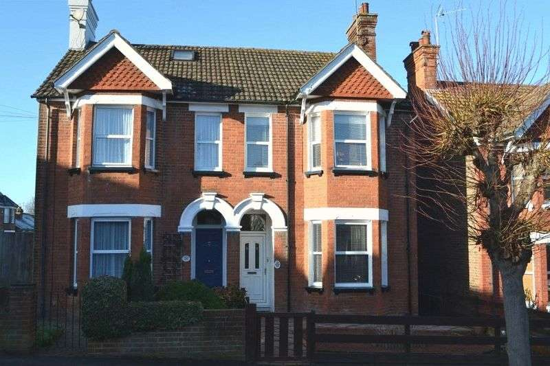 3 Bedrooms Semi Detached House for sale in Woodfield Road, Tonbridge